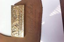 Brass engravings