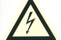 Perigo de eletrocussão – Sinalética Revenda