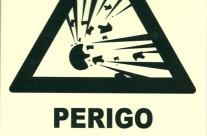 Perigo gás propano – Sinalética Revenda