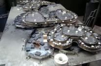 Reparação de Eléctrodos de Alta Frequência
