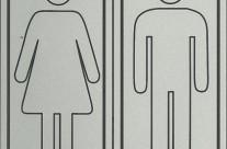 Sinalética WC